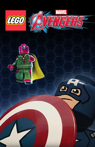 LEGO: Marvel Avengers Video Games