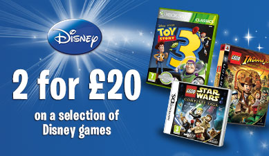 Disney Video Games 2 for £20