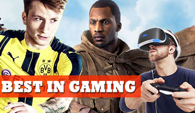 Best In Video Gaming