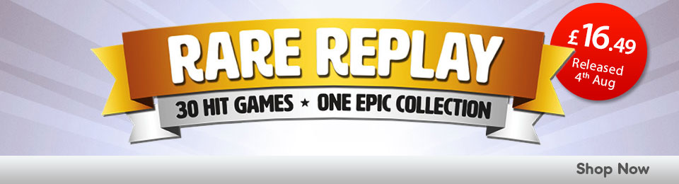 Rare Replay on Xbox One
