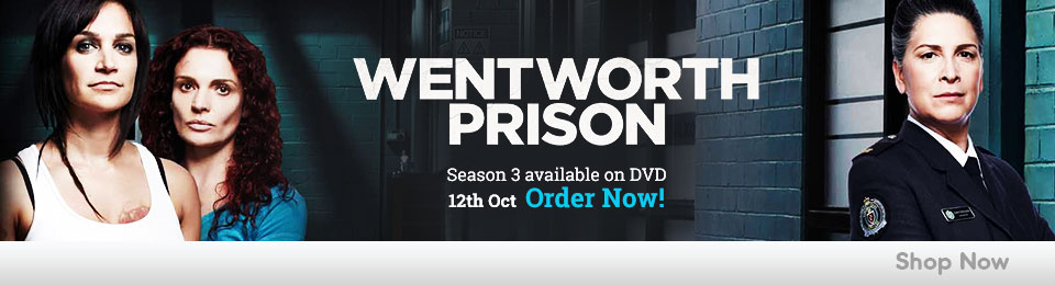 Wentworth Prison DVD